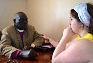 Sarah Petz Uganda