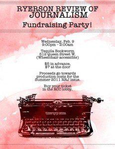 RRJ Fundraiser