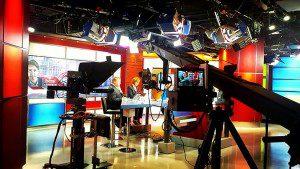 Inside the Global newsroom
