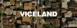 "Still with the words ""Viceland"""