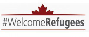 #WelcomeRefugees