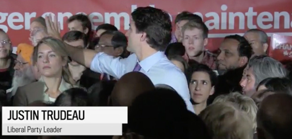 Image courtesy of Canadian Press video.