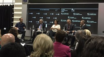 Industry leaders discussed everything from digital advertising to diversity in newsrooms