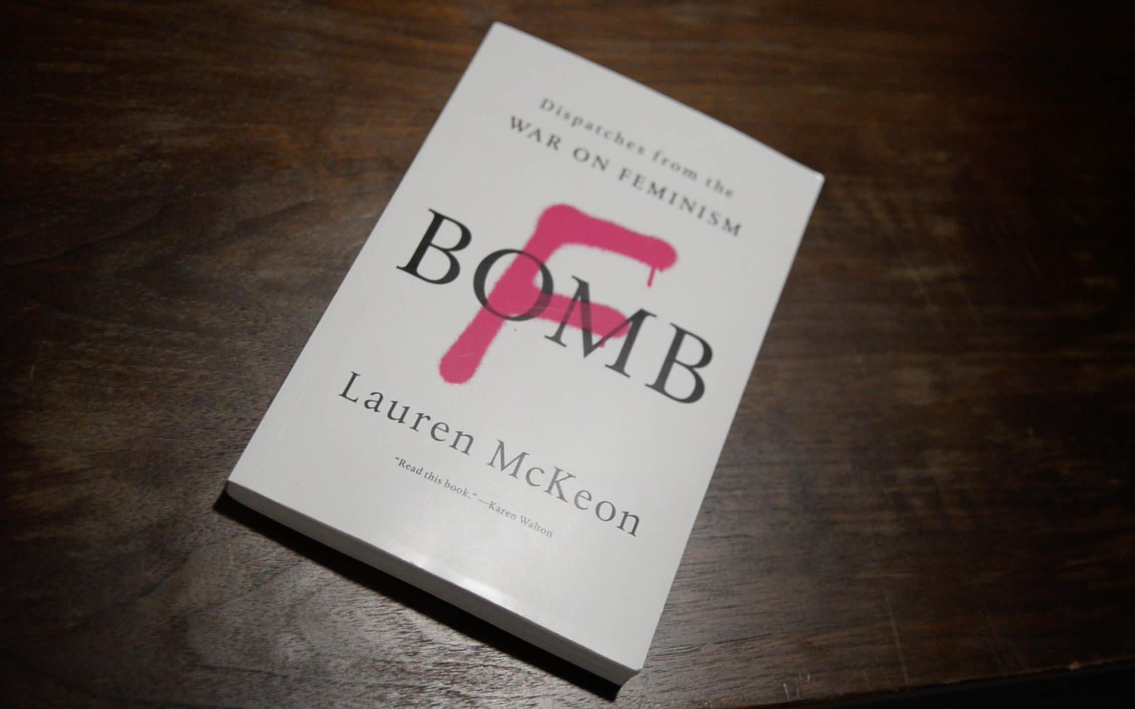 FBomb, Lauren McKeon, feminism, Sherry Li