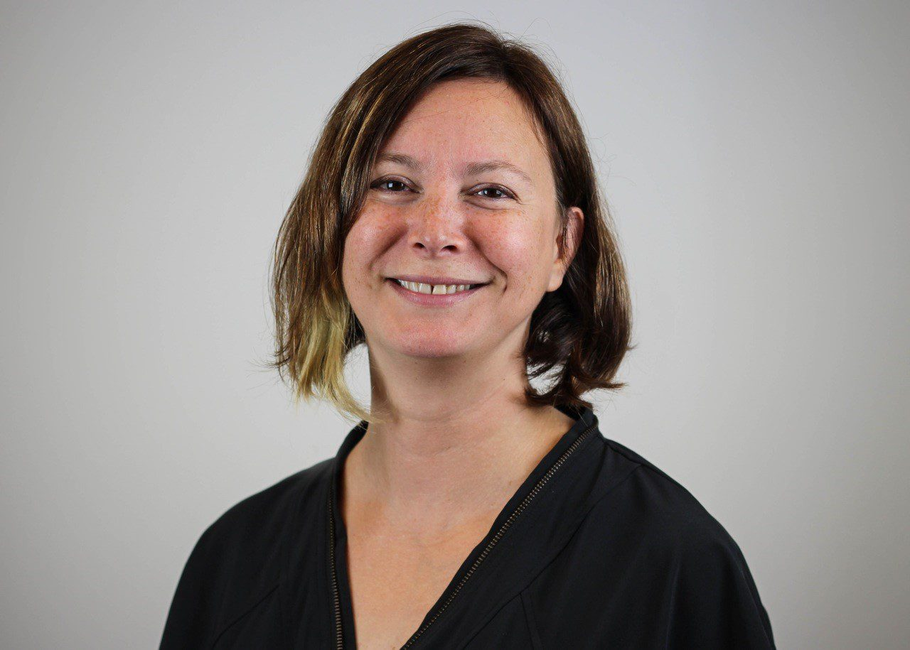 Terra Tailleur is an assistant professor working on an Indigenous reporting course at the University of King's College in Nova Scotia.