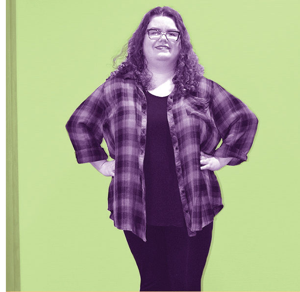 A portrait of Danielle Fuechtmann