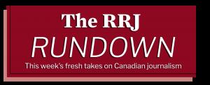 The RRJ Rundown Newsletter